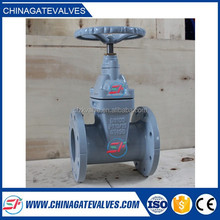 6 inch Ductile iron gate valve picture