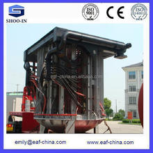 Medium Frequency Induction melting Furnace for steel with the capacity 2 ton