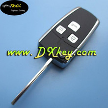 3 buttons car key replacement for toyota key shell toyota corolla car key