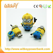 Sostar despicable me minion usb flash drive 8gb
