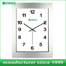 Custom Advertising Gift Clock Wholesale / Cheap and Good Quality All Clock Manufacturers