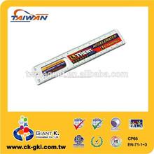 el precio de fábrica de la escala de color de plástico marcador 15cm gobernante