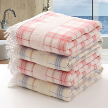 "Jacquard cotton solid color bath towel with ""cannon"" brand cheaper"