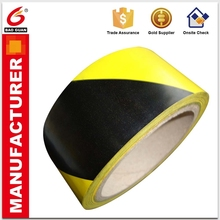 Good wear resistance and Can withstand high flow foot pvc Warning Tape