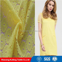 dot design high quality crochet lace fabric