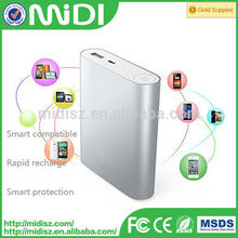 Cheapest promotion gift 10400mAh Portable power bank