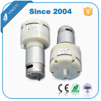dc mini high pressure micro air pump/booster pump DC 12V