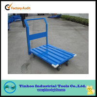 promotional table trolley cart of high quality for cargo puting