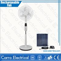 Good quality 12V battery power dc table fan battery air fan
