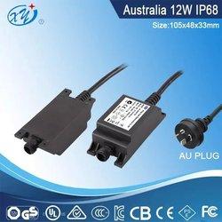 240v ac to 24vdc desktop led driver cctv power supply with EN61558/61347 IP68 standard