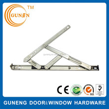 China factory production stainless steel window arm hinge / friction stay