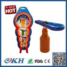 Fully Stocked key ring bottle opener
