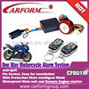 High quality two way motorcycle alarm system made in China