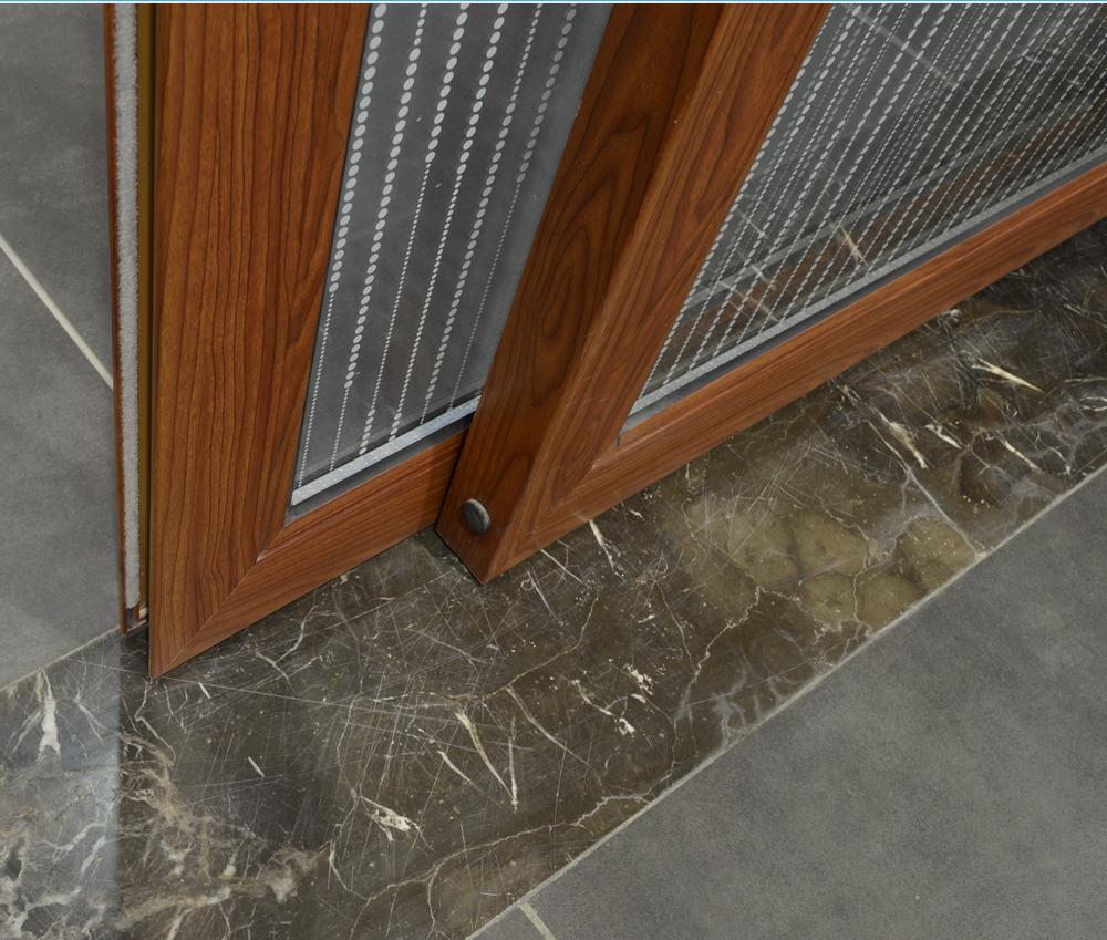 Puertas corredizas de vidrio precios para los interiores for Precio de puertas corredizas