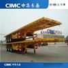 CIMC 40FT Tri-Axle Flatbed Trailer