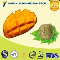 GMP/HACCP Organic Mango Powder100% pure Nature Mango Fruit Powder