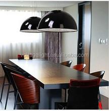 Decorative Resin Pendant Lighting Modern Half Circle Pendant Lighting Coverd Designs Ceiling Lamp