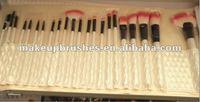 22pcs professional make up brush kit as makeup tools