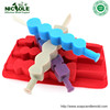 BC0023 Nicole popsicle mold silicone ice tray