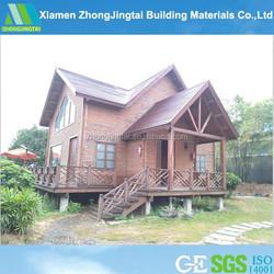 time saving and low price high quality pre built modular homes