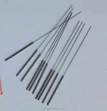 excellent stainless steel disposable Sterile Acupuncture Needles with plain handle