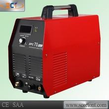 LGK70 70 A 220v/380v inverter IGBT cut 40 cut 60 portable plasma cutter