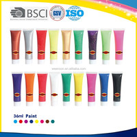 Good quality and cheap face body paint make up set