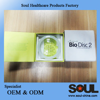 2014 green product amezcua bio disc 2 with CE for health life