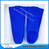 Water Sports diving flippers, silicone material flippers for adult