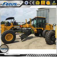 XCMG 180hp motor grader GR180 road construction machinery