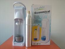 Portable Soda maker,caustic touch screen soda pet bottle filling machine