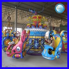 Amusement Rotary Games Machine Airplane Playground Equipment
