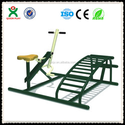 Steel park equipment for body training/sit-up bench/ab exercise equipment/ QX-088A