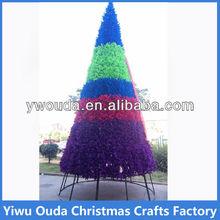 christmas tree,Colourful Giant&huge&tall Christmas Tree