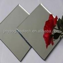 Jinyao Cheap price double coating float clear aluminum mirror