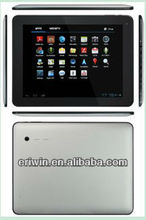 ZX-MD9701-D A20 dual core cheap 9.7inch IPS screen 1024*768 1G/8G 1080p HD AndroidHDMI3G wifi tablet pc free software download