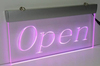 LED Acrylic Display Advertising Acrylic Sign LED advertising sign
