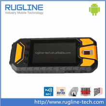 2015 handheld android GPS navigation with barcode scanner