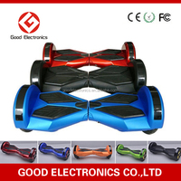 USA HOT Selling 8.0 inch Smart Balance Electric Board Scooter self balancing wheel with bluetooth speaker