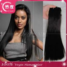 2015 Hot Selling Peruvian Virgin Hair Straight 6A Grade Peruvian Human Hair Human Hair Weaving