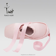 satin pointe shoe for women and girls