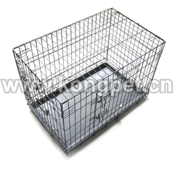 2015 High quality Square Metal Kennels for dogs or cats KE012