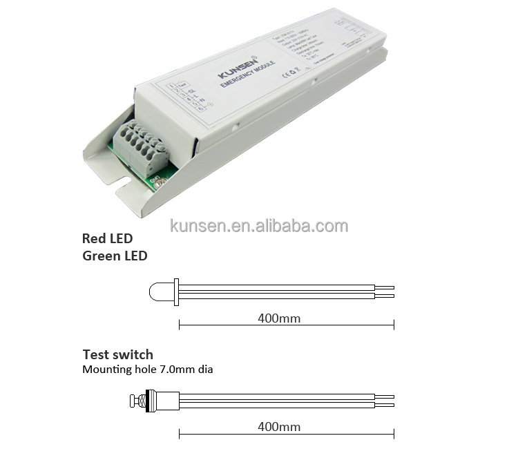 Factory Offer High Quality 18w Battery Backup T8 Led