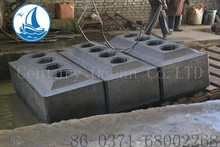 low ash and high quality carbon block for aluminum cell