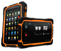 Crewer mtk6582 quad core android T70 waterproof 3g tablet that use sim card