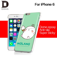 For iPhone epoxy case phone all models available