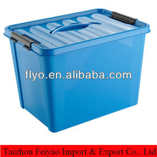 Plastic roller clothes bin good helper when tidy home