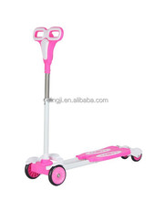 2015 hot sale Four Wheels Frog Scooter,mini swing scooter