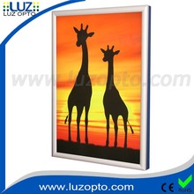 Backlit film light box ,movie poster advertising led light box