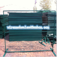 Fence factory offer canadia temporary fence /portable fences for dogs